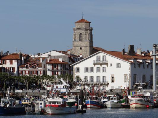 Le Port de Saint Jean-de-Luz
