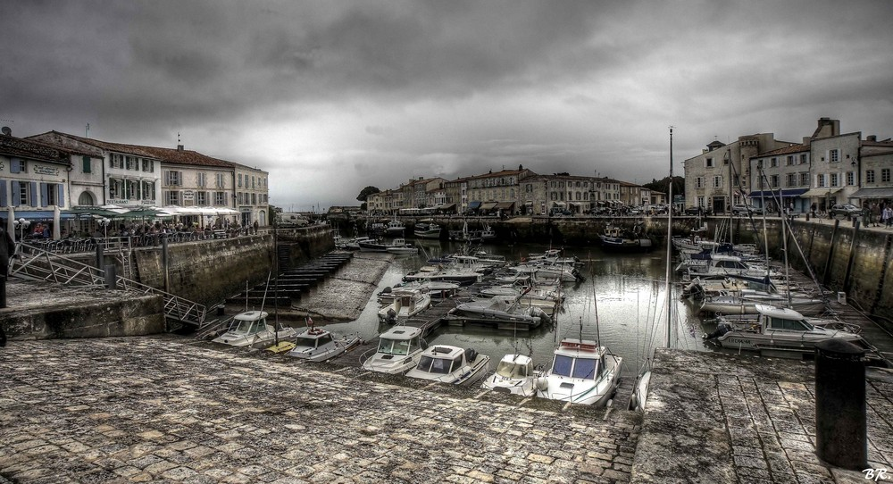 le port de Saint Martin
