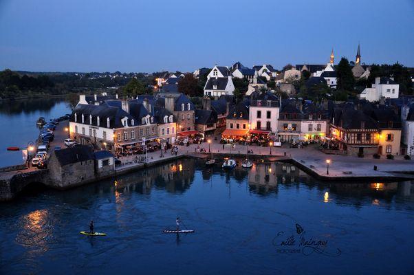 Le Port de St Goustan (56)