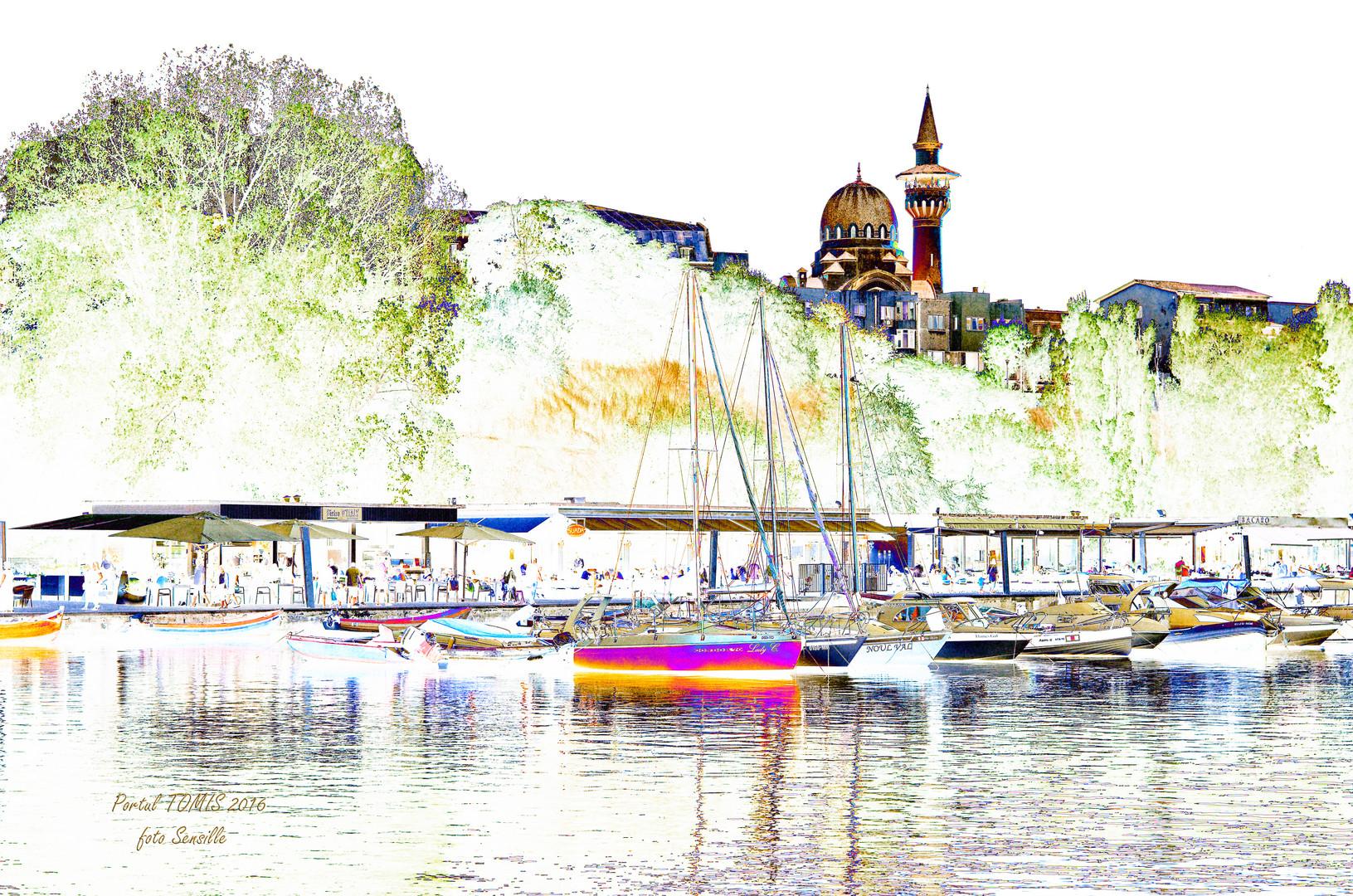Le port Tomis