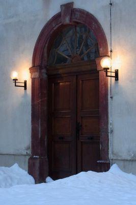 Le portail et la lumière