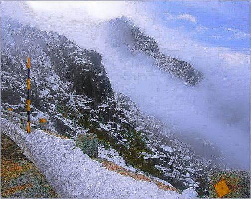 Le Portugal en montagne. 2008