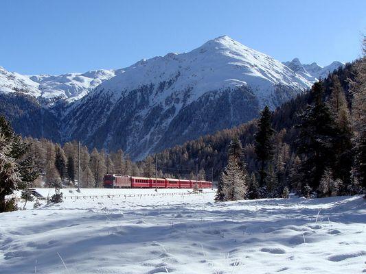 Le première neige / Der erste Schnee / La primera nieve..02