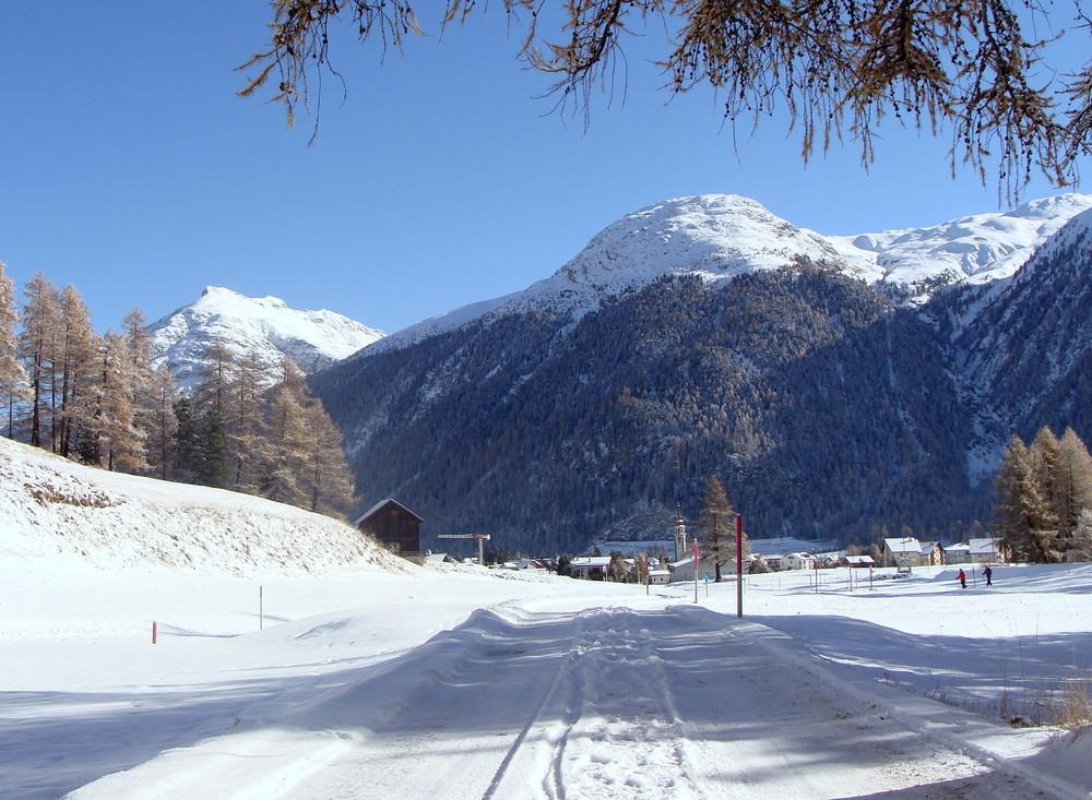 Le première neige / Der erste Schnee / La primera nieve..04