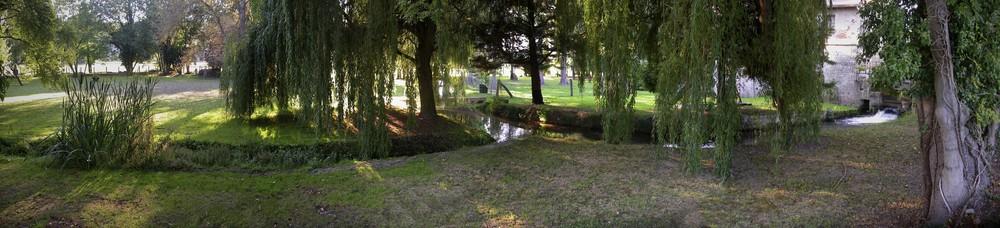 Le printemps à Giverny