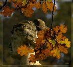 """Le profil de la """"Sculpture"""" en automne"""