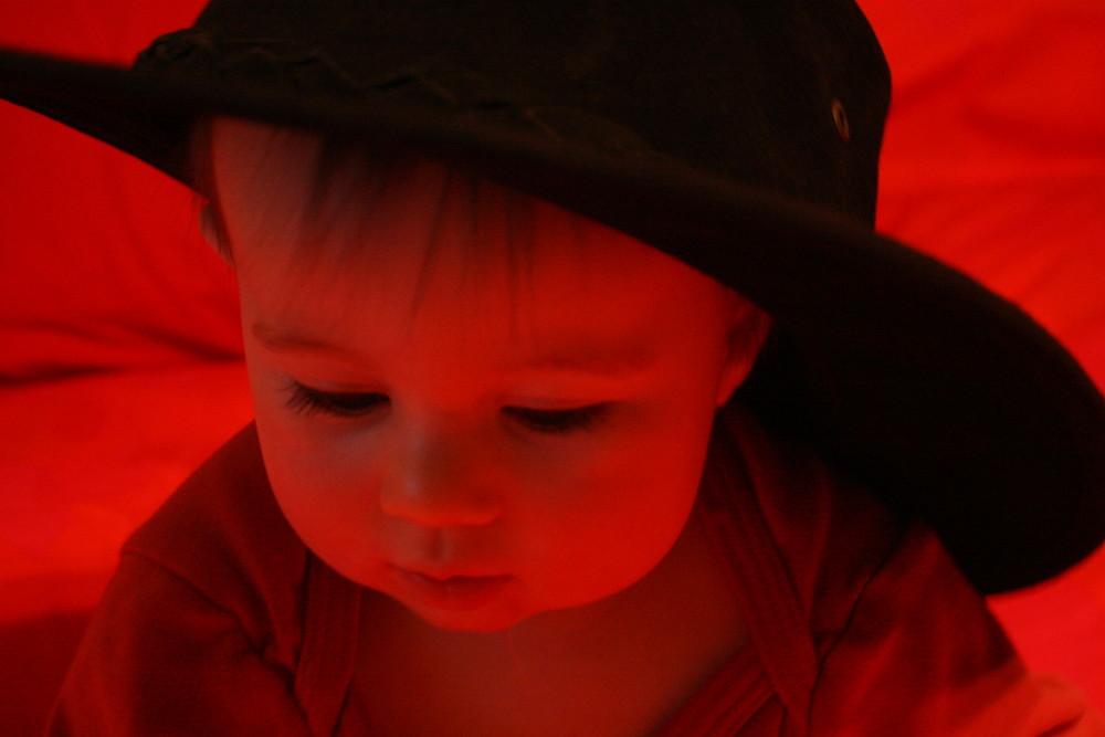 Le P'tit Bonhomme en Rouge