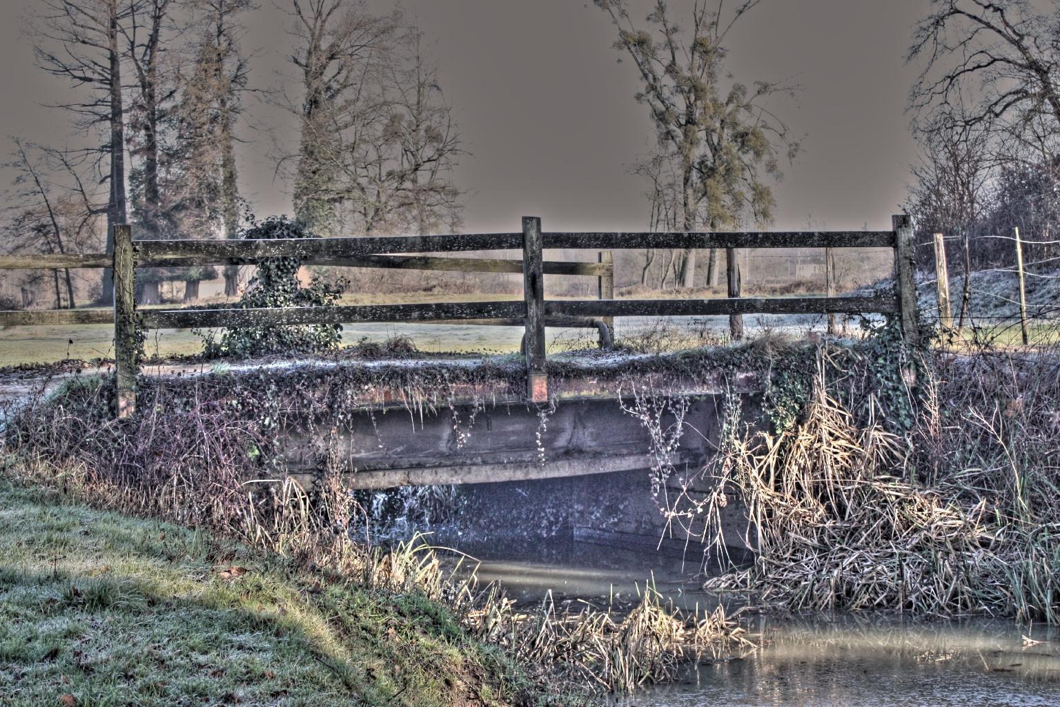 Le ptit pont... (Pont-De-Veyle, ain)