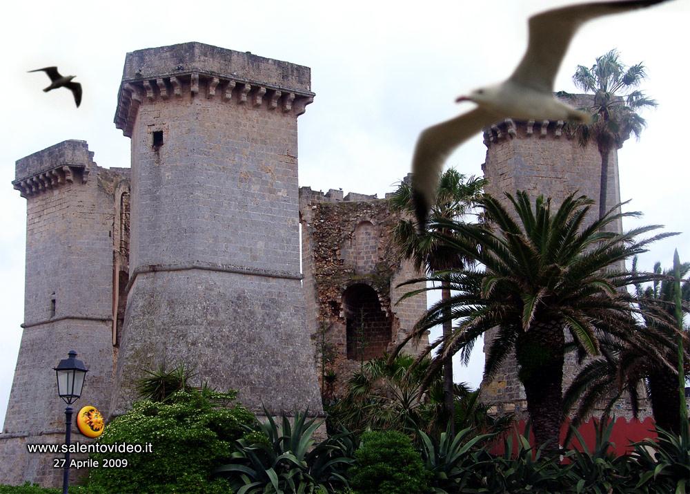 Le quattro colonne di Santa Maria al Bagno (Le)