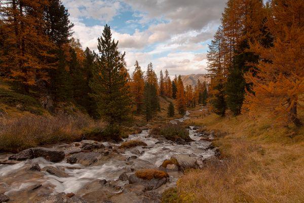 Le Queyras en automne