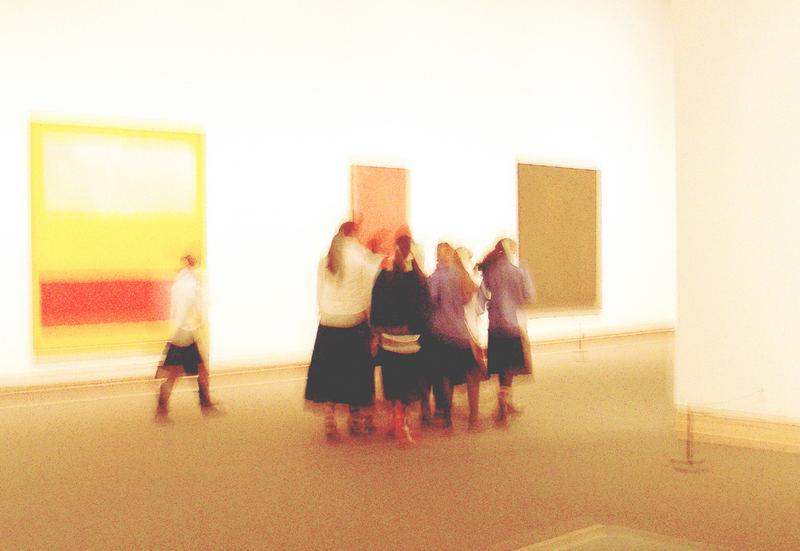 Le ragazze e Rothko-2