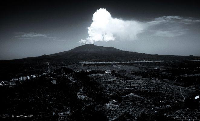 Le repos de l'Etna