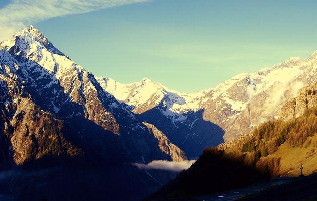 Le réveil de la montagne ...