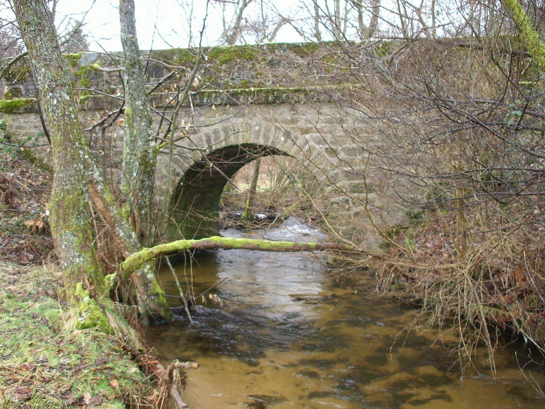 Le Rivalier au pont de La Ribière