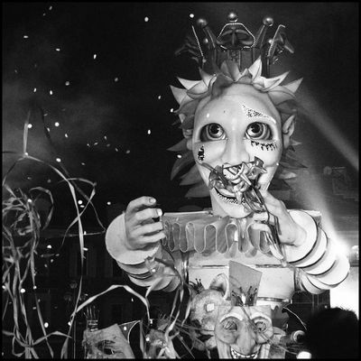 Le Roi de Mascarades..
