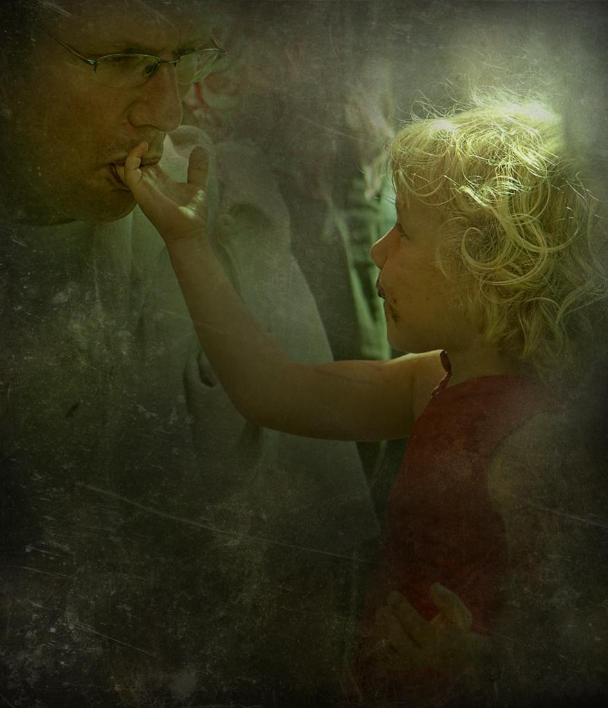 Le rôle d'un père...