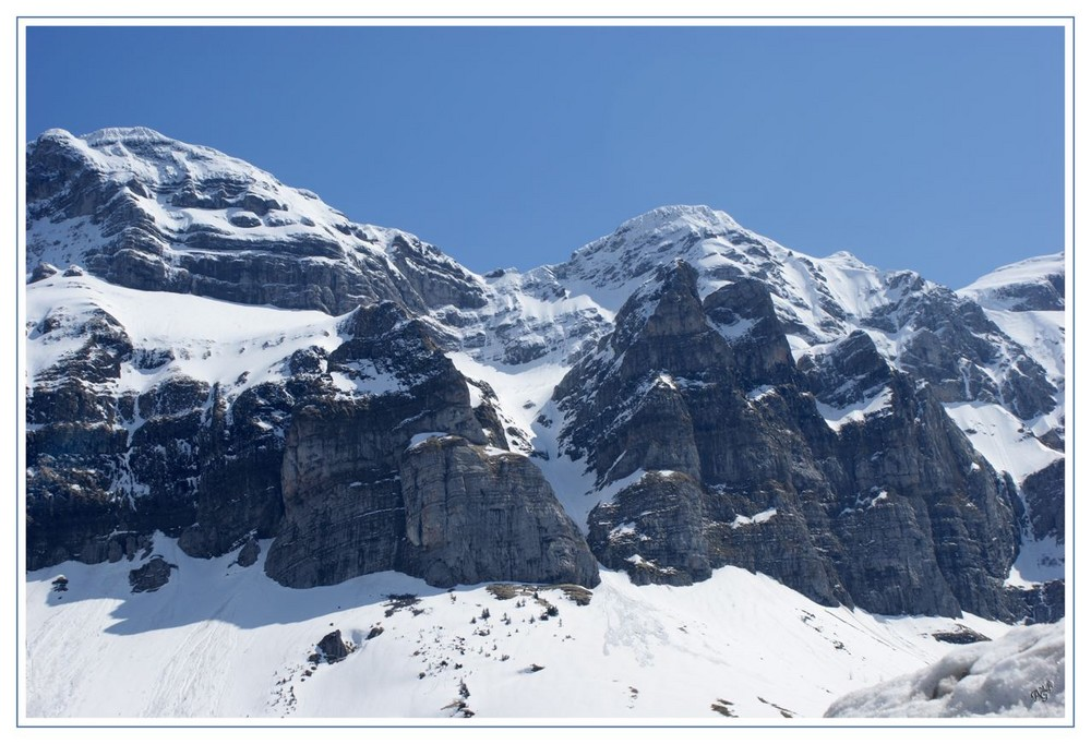 Le Säntis (Suisse)