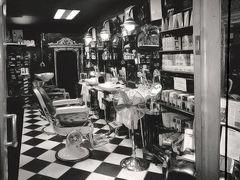 le salon de coiffure