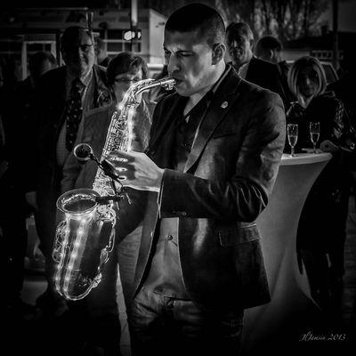 Le saxophoniste #2