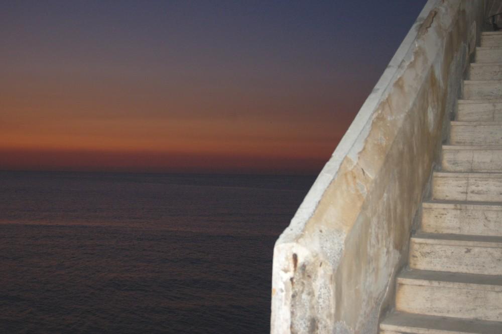 Le scale del Paradiso