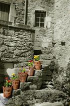 Le scale in pietra