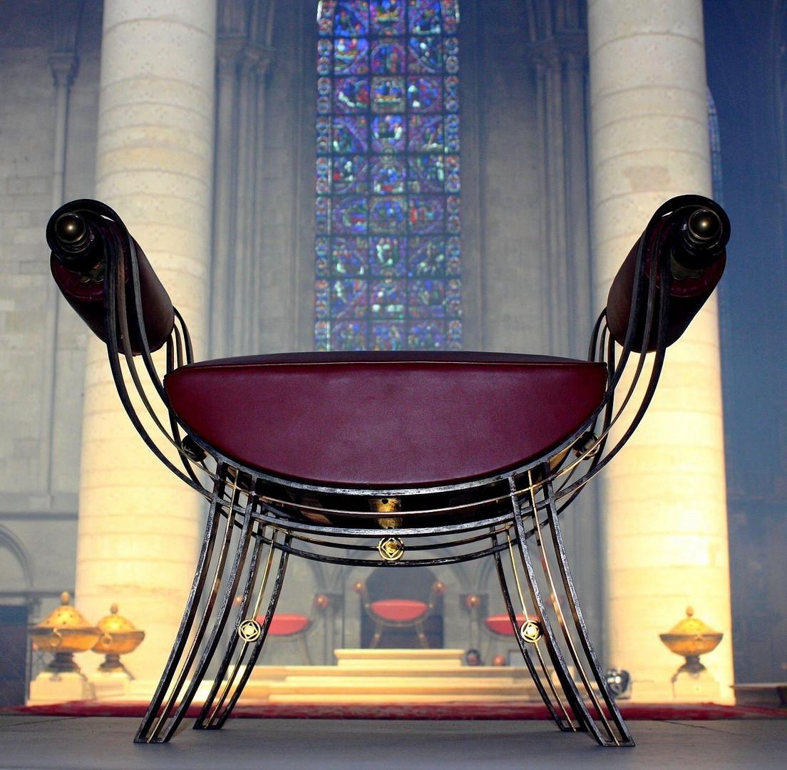 Le siège