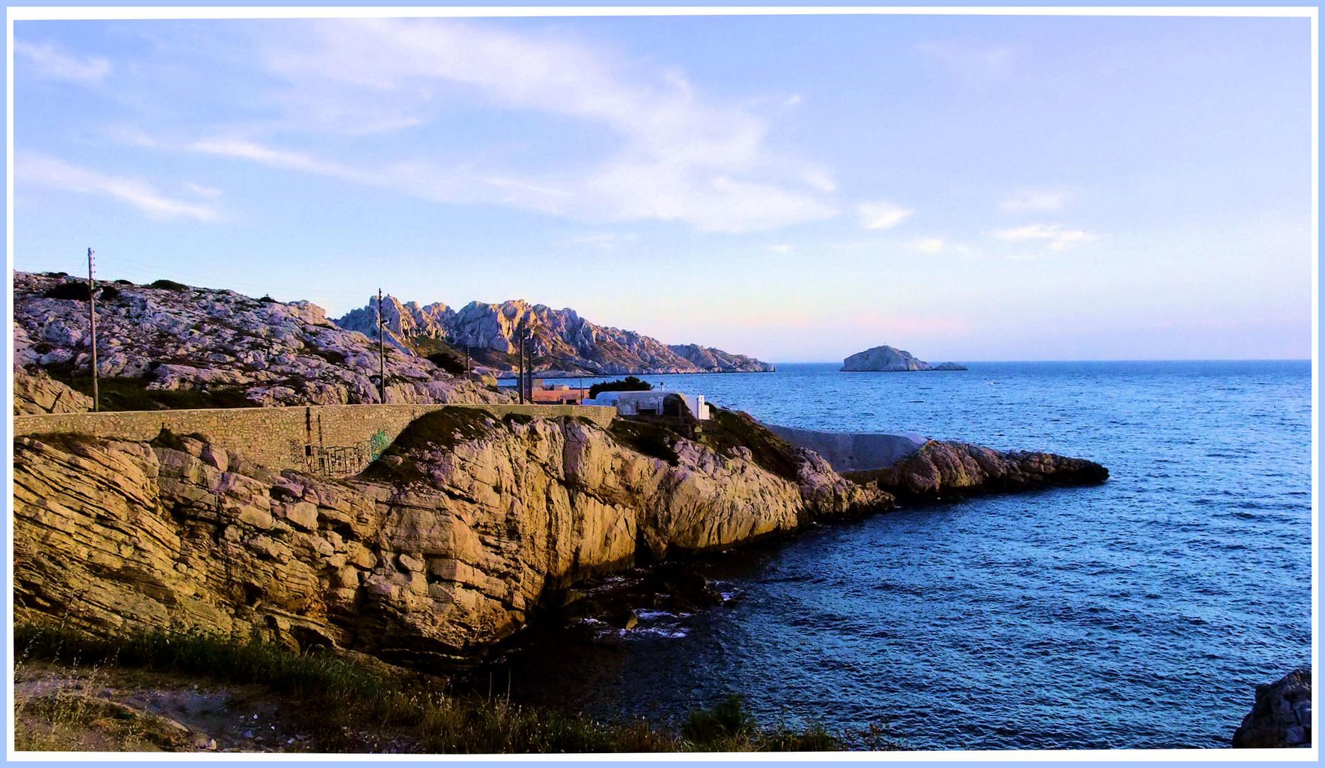 Le silence de la mer...