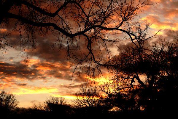 Le soleil couchant des Rocheuses ou pourquoi tomber amoureux du Colorado!