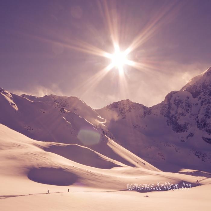 Le soleil d'Alpes - 2
