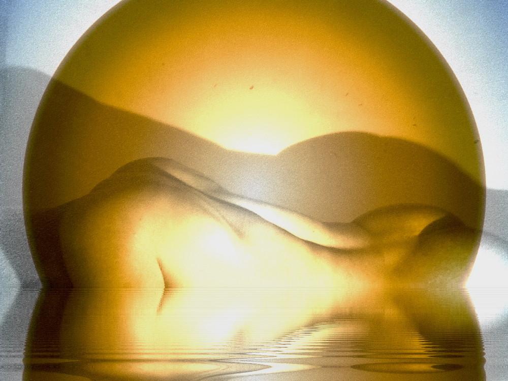 le soleil et le corps
