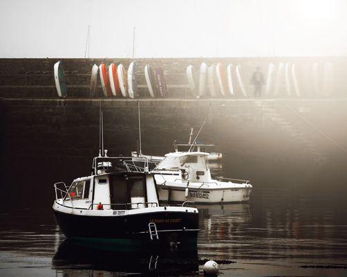 Le spectre du vieux pêcheur