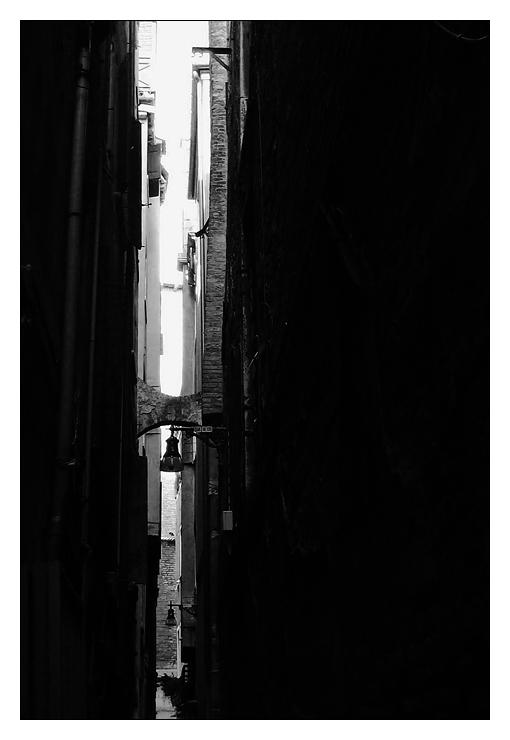 Le strade di Venezia