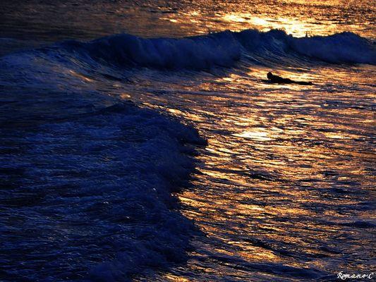 Le surfeur Maldiviens.