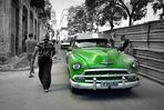 Le taxi vert