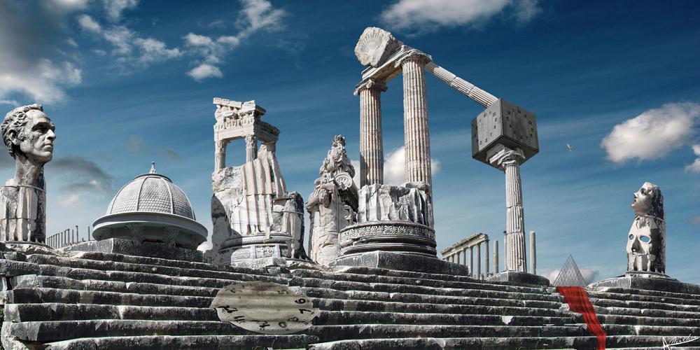 Le temple d'Irahs