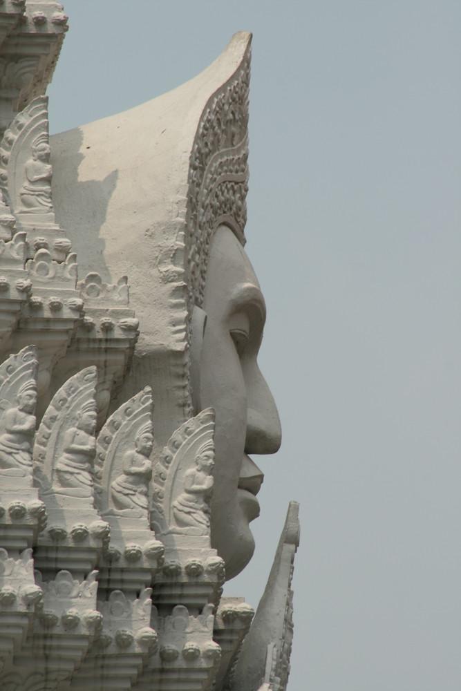 Le temple mystérieux