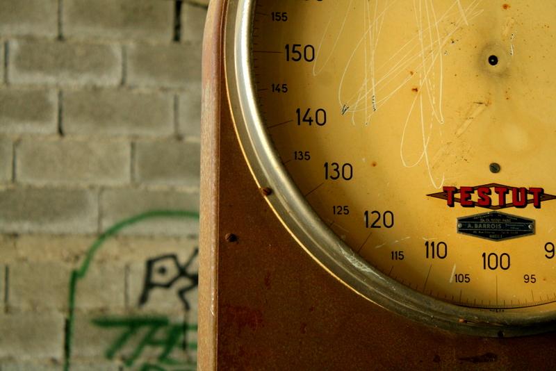Le temps a du poids...