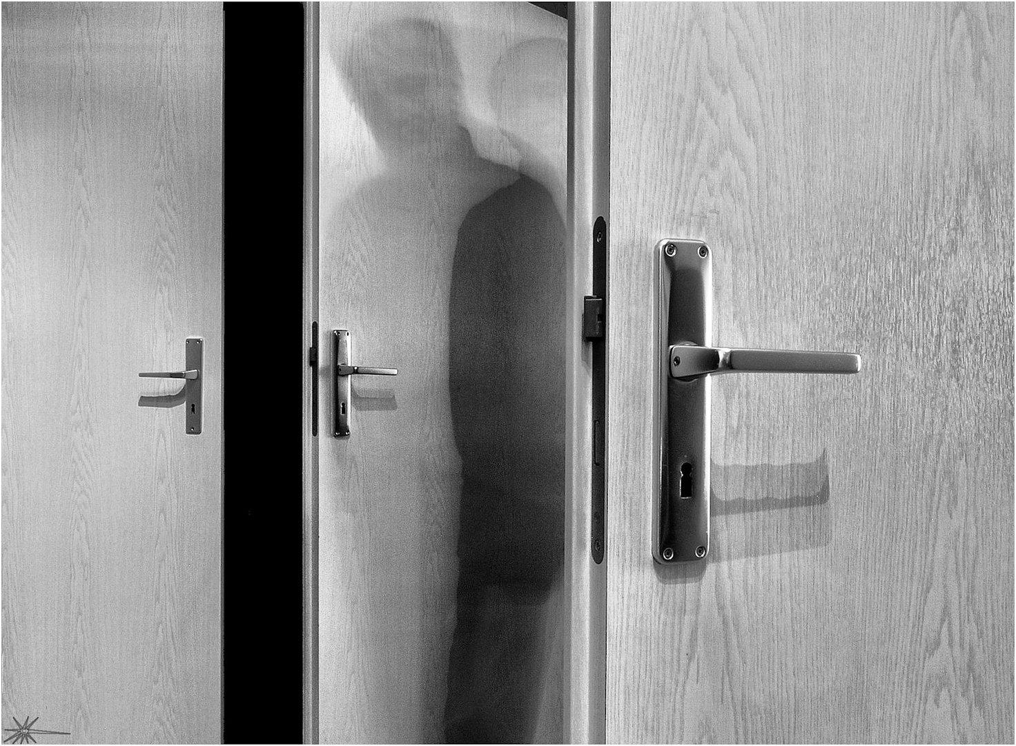 le temps entre les portes