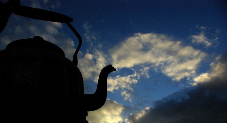 le thé des nuages
