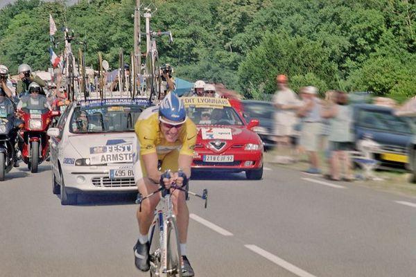 Le Tour 2000