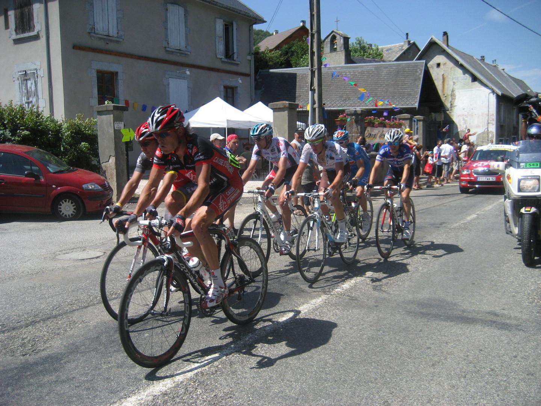 le Tour de France le 14 juillet