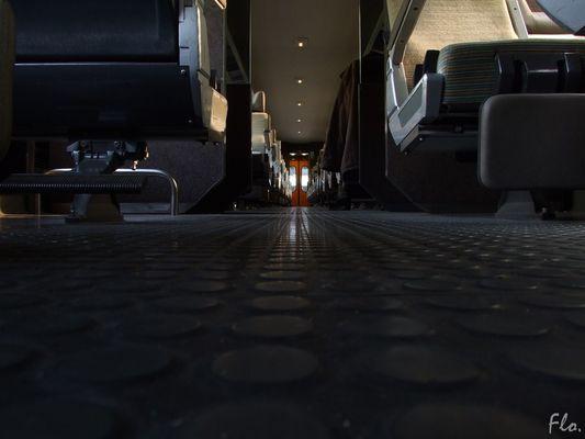 Le train à destination de Luxembourg va partir...