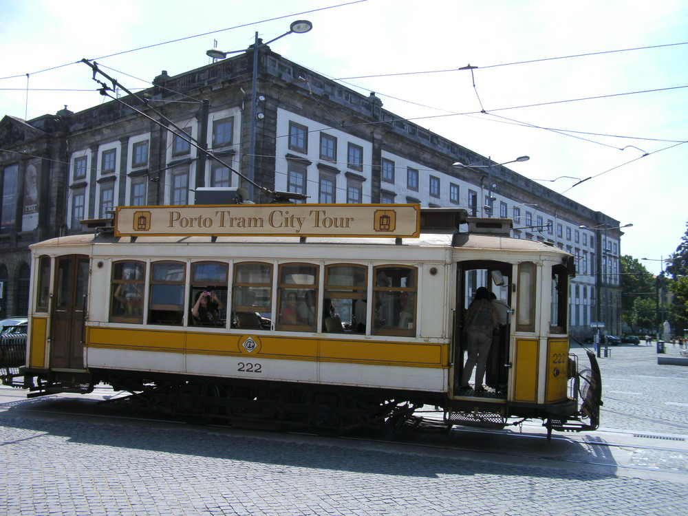 le tram portuguais