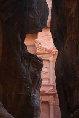 Le Trésor de Petra
