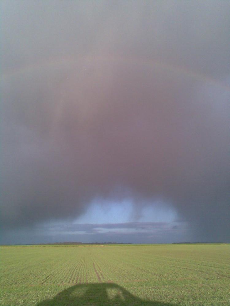 le trou dans les nuages