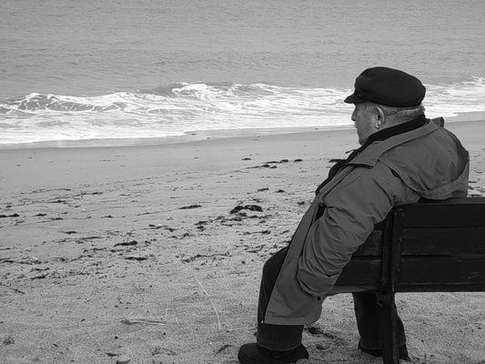 Le vieil homme -Normandie-