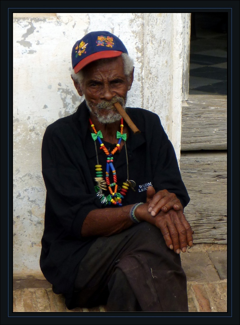 le vieil homme (sans la mer)