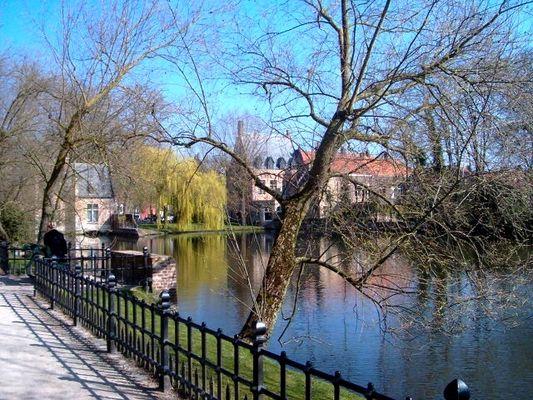 Le vieux Bruges