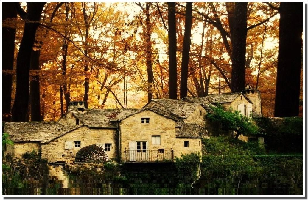 le vieux moulin exo n°143