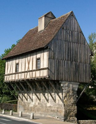 Le vieux moulin - Périgueux